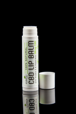 Kurativ CBD Lip Balm - Pack of 3