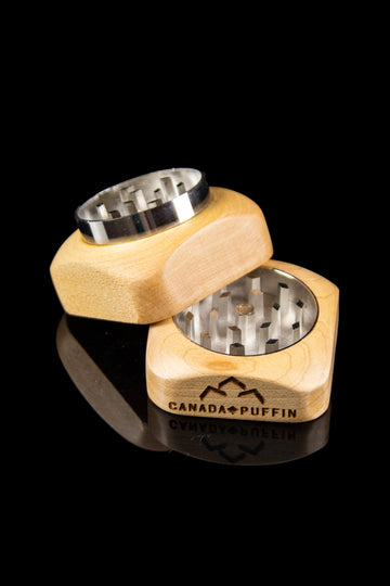 Canada Puffin Parklands Maple Wood Grinder - Canada Puffin Parklands Maple Wood Grinder