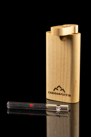 Canada Puffin Banff Dugout and One Hitter - Canada Puffin Banff Dugout and One Hitter