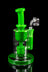 "The ""Tempest"" Inverted Showerhead Internal Recycler Bent Neck Rig - The ""Tempest"" Inverted Showerhead Internal Recycler Bent Neck Rig"