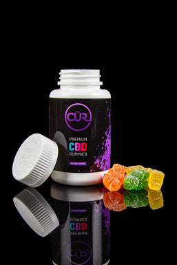 CÜR CBD Gummy Bears - 300mg
