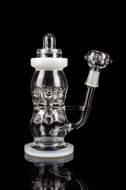 """The Swiss Bottle"" Fab Egg Style Baby Bottle Rig"