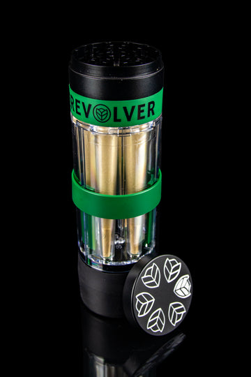 The Revolver - Grinder and Cone Filler - The Revolver - Grinder and Cone Filler