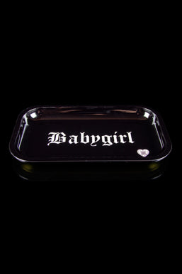 "Blunt Babe Trays ""Babygirl"" Rolling Tray"