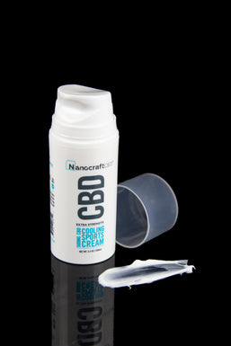 Nanocraft CBD Cooling Sports Cream