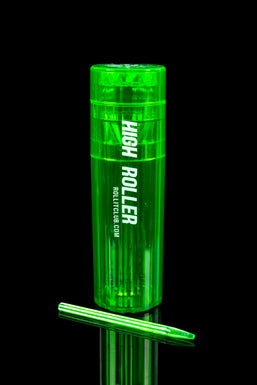 """Roll It Club """"High Roller"""" Grinder and Cone Filler"""