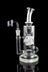 "The ""Swiss Cheese"" Fat Can Incycler Recycler Dab Rig - The ""Swiss Cheese"" Fat Can Incycler Recycler Dab Rig"