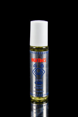 """High Times """"Relief Rollerball"""" CBD Roll-On"""