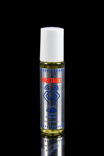"High Times ""Relief Rollerball"" CBD Roll-On - High Times ""Relief Rollerball"" CBD Roll-On"