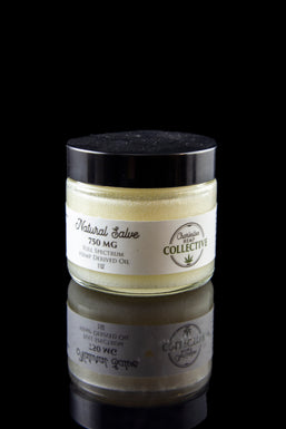 Charleston Hemp Collective Full Spectrum Hemp Salve