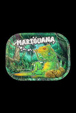 "Kill Your Culture ""Mariguana"" Rolling Tray"