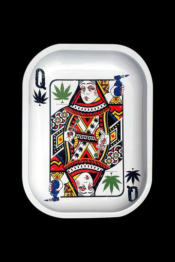 "Kill Your Culture ""Queen of Concentrates"" Rolling Tray"
