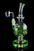 "The ""Seed of Life Egg"" Faberge Egg Dab Rig with Banger - The ""Seed of Life Egg"" Faberge Egg Dab Rig with Banger"