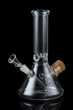 "MJ Arsenal ""Cache"" Bong with Built in Stash Jar"