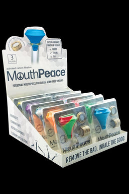 Mouthpeace Silicone Mouthpieces - 10 Pack