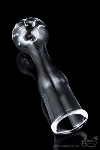 Domeless Daisy Slitted Quartz Nail