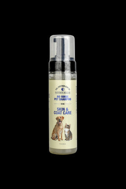 Nature's Healer No Rinse CBD Shampoo For Pets