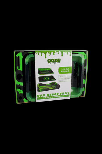 "Ooze ""Dab Depot"" 3-in-1 Tray Bundle"
