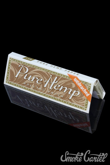 Featured View - Pure Hemp Unbleached Rolling Paper