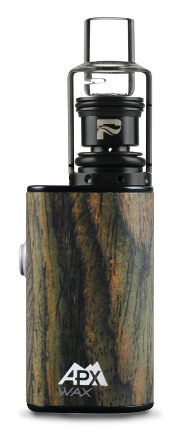 Wood Grain - Pulsar APX Wax Portable Concentrate Vaporizer
