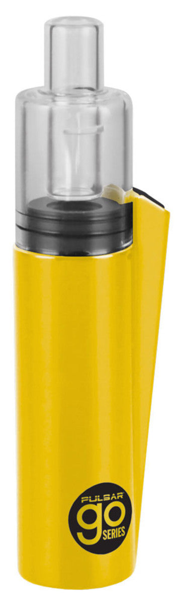 Yellow - Pulsar Go Series Wax/Smoker