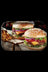 "Pulsar ""Burger World"" Large Metal Rolling Tray"