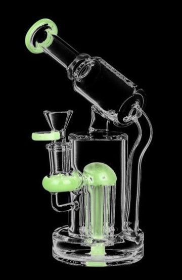 Pulsar Side Oil Can Recycler Water Pipe
