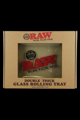 RAW Limited Edition Glass Rolling Tray