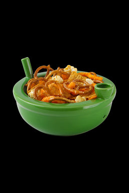 Roast And Toast Ceramic Cereal Bowl Pipe