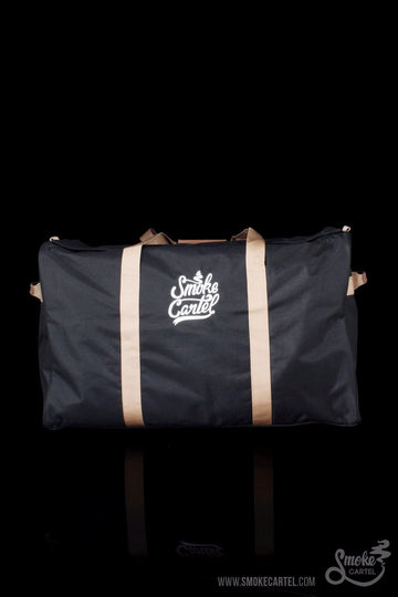 Featured View - Smoke Cartel Smell Proof Carbon-Lined Duffel Bag