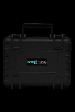 STR8 Black Case with 2 Layer Foam