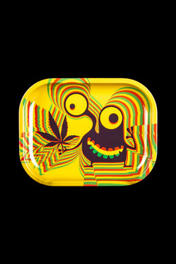 """Puff Puff Pass """"Weed"""" Rolling Tray"""