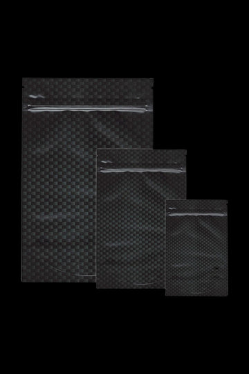 Stealth Carbon Fiber Smell Proof Bags