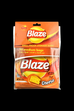 "Stink Sack ""Blaze"" Chips Smell-Proof Bags - 10 Pack"