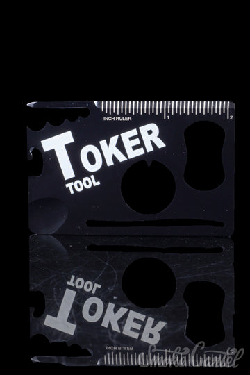 Featured View - Toker Tool All-Inclusive Smoker's Gadget