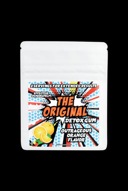 The Original Detox Gum - 2 Pack