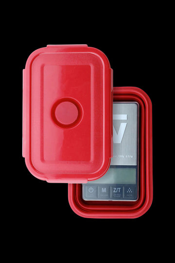 Truweigh Crimson Collapsible Bowl Scale