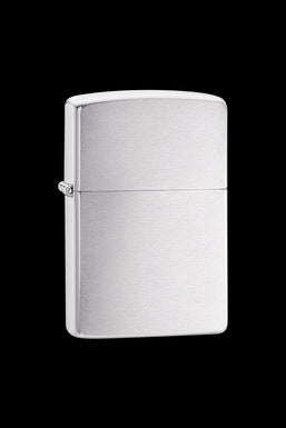 Zippo Brushed Chrome Classic Lighter