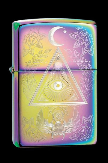 Zippo Lighter - Eye of Providence