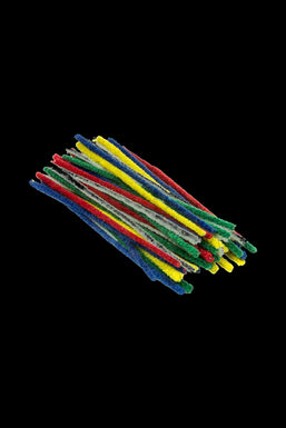 Pipe Cleaners for Glass Pipes - 50 Pack