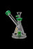 Diamond Glass Gavel Hammer Bubbler Jade - Diamond Glass Gavel Hammer Bubbler