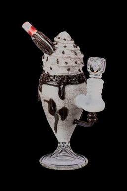 Empire Glassworks Chocolate Cookie Sundae Rig