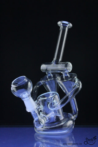 """The Twincycler"" Double Chambered Dual Recycler"