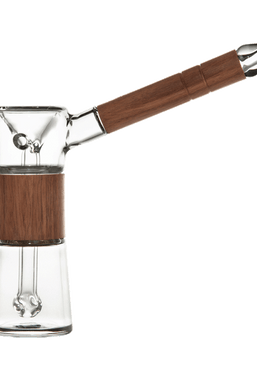 Marley Natural Black Walnut Bubbler
