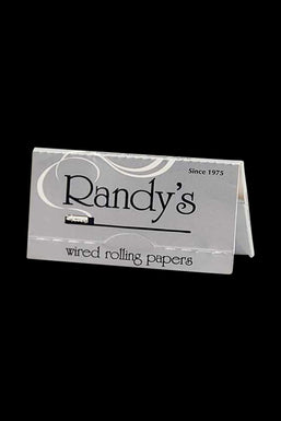 Randy's Classic Silver Rolling Papers