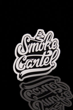 "Smoke Cartel Logo 3"" Vinyl Sticker"