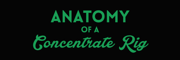 Infographic - Anatomy of a Concentrate Rig