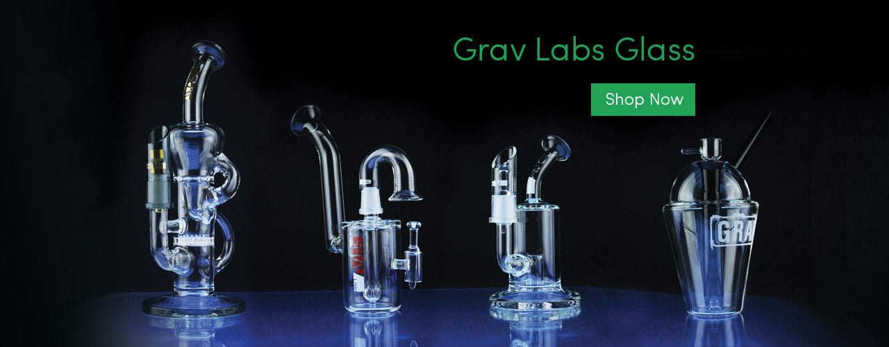 Shop Grav Labs Glass at SmokeCartel