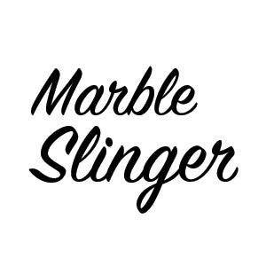 Marble Slinger Glass
