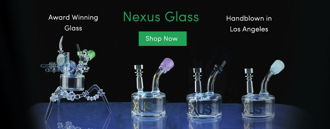 Nexus Glass at Smoke Cartel